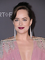 04 November  2017 - Los Angeles, California - Dakota Johnson. 2017 LACMA Art+Film Gala held at LACMA in Los Angeles. <br /> CAP/ADM/BT<br /> &copy;BT/ADM/Capital Pictures