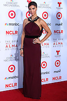 PASADENA, CA - SEPTEMBER 27: Actress/Singer Roselyn Sanchez arrives at the 2013 NCLR ALMA Awards held at Pasadena Civic Auditorium on September 27, 2013 in Pasadena, California. (Photo by Xavier Collin/Celebrity Monitor)