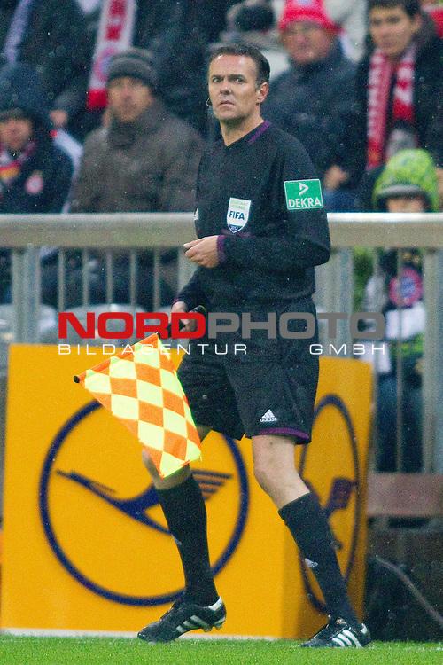 28.10.2012, Allianz Arena, Muenchen, GER, 1.FBL,  FC Bayern Muenchen vs. Bayer 04 Leverkusen, im Bild Christoph Bornhorst / Foto © nph / Straubmeier *** Local Caption ***