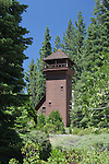tower at Sugar Pine Pt. State Park