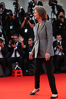 Charlotte Rampling arrives the Award Ceremony of the 74th Venice Film Festival at Sala Grande on September 9, 2017 in Venice, Italy.<br /> CAP/GOL<br /> &copy;GOL/Capital Pictures
