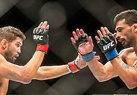 Leonardo SANTOS def Adriano MARTINS - Lightweight UFC 204