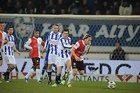 VOETBAL: HEERENVEEN: Abe Lenstra Stadion, 30-03-2013, Eredivisie 2012-2013, SC Heerenveen - Feyenoord, Eindstand 2-0, ©foto Martin de Jong
