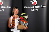 Masters Award winner Patricia Aspin, Counties Manukau Orienteering Club. . Counties Manukau Sport Sporting Excellence Awards held at Testra Clear Pacific Events Centre, Manukau, on Thursday 9th December 2010.
