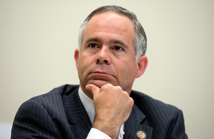 UNITED STATES - MAY 09:  Rep. Tim Huelskamp, R-Kan., attends a forum in Rayburn called a Conversations with Conservatives to discuss issues including appropriations and the upcoming reconciliation package. (Photo By Tom Williams/CQ Roll Call)