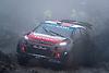 Craig BREEN (IRE)-Scott MARTIN (GBR), CITROEN C3 WRC #11, WALES RALLY GB 2018