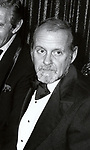 Bob Fosse attends the Friars Club Roast for Buddy Hackett at the New York Hilton on November 1, 1981 in New York City.