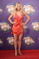 Gemma Atkinson at the launch of the new series of &quot;Strictly Come Dancing&quot; at New Broadcasting House, London, UK. <br /> 28 August  2017<br /> Picture: Steve Vas/Featureflash/SilverHub 0208 004 5359 sales@silverhubmedia.com