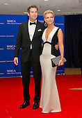 Douglas Brunt and Megyn Kelly arrive for the 2016 White House Correspondents Association Annual Dinner at the Washington Hilton Hotel on Saturday, April 30, 2016.<br /> Credit: Ron Sachs / CNP<br /> (RESTRICTION: NO New York or New Jersey Newspapers or newspapers within a 75 mile radius of New York City)
