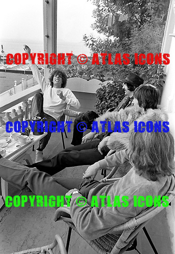 Pink Floyd; 1967<br /> Photo Credit: Baron Wolman\AtlasIcons.com