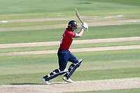 Daniel Lawrence hits 4 runs for Essex during Essex Eagles vs Kent Spitfires, Royal London One-Day Cup Cricket at The Cloudfm County Ground on 6th June 2018