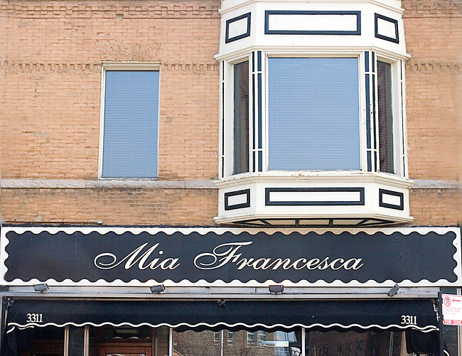 Mia Francesca Restaurant, Chicago, Illinois