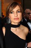 "Mariska Hargitay, star of the NBC series ""Law and Order: Special Victims Unit"", attends the 2003 White House Correspondents Dinner, Washington, DC, April 26, 2003..Credit: Ron Sachs / CNP"