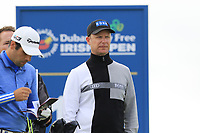 Mikko Ilonen (FIN) on the 14th tee during Thursday's Round 1 of the 2018 Dubai Duty Free Irish Open, held at Ballyliffin Golf Club, Ireland. 5th July 2018.<br /> Picture: Eoin Clarke | Golffile<br /> <br /> <br /> All photos usage must carry mandatory copyright credit (&copy; Golffile | Eoin Clarke)