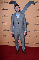 "LOS ANGELES, CA - MAY 30: Ian Bohen at the premiere party for Paramount Network's ""Yellowstone"" Season 2 at Lombardi House on May 30, 2019 in Los Angeles, California. <br /> CAP/MPI/DE<br /> ©DE//MPI/Capital Pictures"