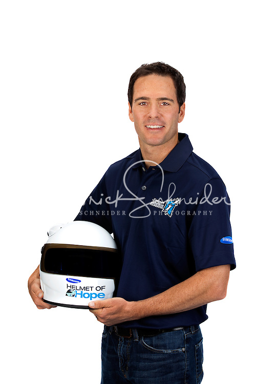Jimmie Johnson Foundation - Helmet of Hope