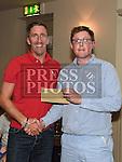 Mark Mullen League 2016 presentation night. Photo:Colin Bell/pressphotos.ie