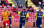 S&ouml;dert&auml;lje 2014-05-31 Fotboll Superettan Syrianska FC - &Auml;ngelholms FF :  <br /> &Auml;ngelholms Samuel Monday ser uppgiven ut efter en missad m&aring;lchans p&aring; nick  den andra halvleken<br /> (Foto: Kenta J&ouml;nsson) Nyckelord:  Syrianska SFC S&ouml;dert&auml;lje Fotbollsarena &Auml;ngelholm &Auml;FF depp besviken besvikelse sorg ledsen deppig nedst&auml;md uppgiven sad disappointment disappointed dejected