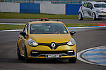 Safety Car - Renault Clio Cup UK Donington Park 2014