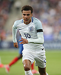 England's Dele Alli in action during the Friendly match at Stade De France Stadium, Paris Picture date 13th June 2017. Picture credit should read: David Klein/Sportimage