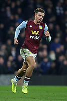 Jack Grealish of Aston Villa during Chelsea vs Aston Villa, Premier League Football at Stamford Bridge on 4th December 2019