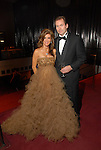 Paula and Magnus Fyhr at the Ballet Ball at the Wortham Theater Saturday  Feb. 16,2008.(Dave Rossman/For the Chronicle)