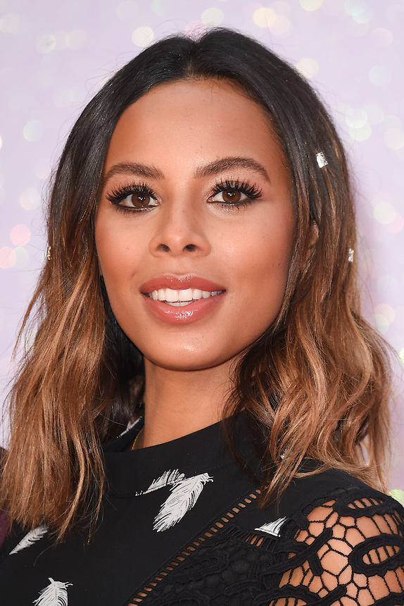 """Rochelle Humes<br /> at the """"Bridget Jones's Baby"""" World premiere, Odeon Leicester Square , London.<br /> <br /> <br /> ©Ash Knotek  D3149  05/09/2016"""