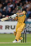 17 Sept 2009; Nottingham England: James Hopes  playing in the Nat West, 6th one day international cricket match between England and Australia held at Trent Bridge cricket ground. Australia are leading the best of 7 match series 5 - 0 : Mandatory Credit Mitchell Gunn/Actionplus