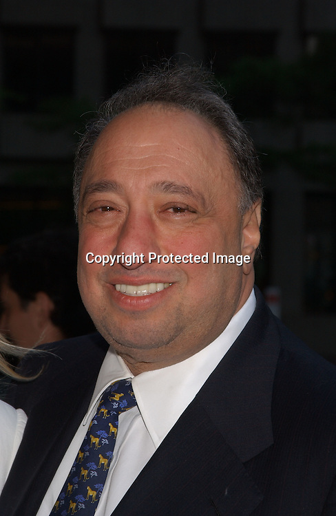 John  Catsimitides                                ..at Hillary Clinton's book party at the 4 Season's Restaurant ..on June 16,2003 in NYC.                                                            Photo by Robin Platzer, Twin Images