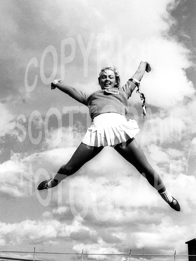 marion daley miss ottawa rough riders 1960 jpg scott grant photography
