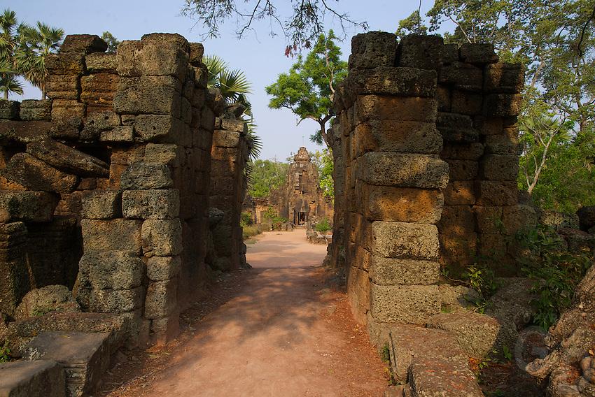 Prasat Taprom and Tonle Bati, Cambodia