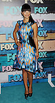 WEST HOLLYWOOD, CA - JULY 23: Hannah Simone arrives at the FOX All-Star Party on July 23, 2012 in West Hollywood, California.