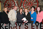 FUNDRAISER: At the pub quiz in Courtneys Bar, Ballybunion, on Friday night raising funds for the Ballybunion Community Games were l-r: Rachel Wall, Niall Culhane, Noreen Allen, Norma Mason, Brenda Twomey and Sinead Twomey, all from Ballybunion..
