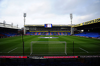 A General View of Selhurst Park, home of Crystal Palace<br /> <br /> Photographer Ashley Crowden/CameraSport<br /> <br /> The Premier League - Crystal Palace v Burnley - Saturday 13th January 2018 - Selhurst Park - London<br /> <br /> World Copyright &copy; 2018 CameraSport. All rights reserved. 43 Linden Ave. Countesthorpe. Leicester. England. LE8 5PG - Tel: +44 (0) 116 277 4147 - admin@camerasport.com - www.camerasport.com