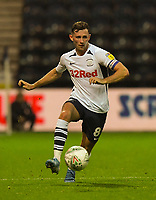 Preston North End's Alan Browne<br /> <br /> Photographer Dave Howarth/CameraSport<br /> <br /> The Carabao Cup Second Round - Preston North End v Hull City - Tuesday 27th August 2019  - Deepdale Stadium - Preston<br />  <br /> World Copyright © 2019 CameraSport. All rights reserved. 43 Linden Ave. Countesthorpe. Leicester. England. LE8 5PG - Tel: +44 (0) 116 277 4147 - admin@camerasport.com - www.camerasport.com