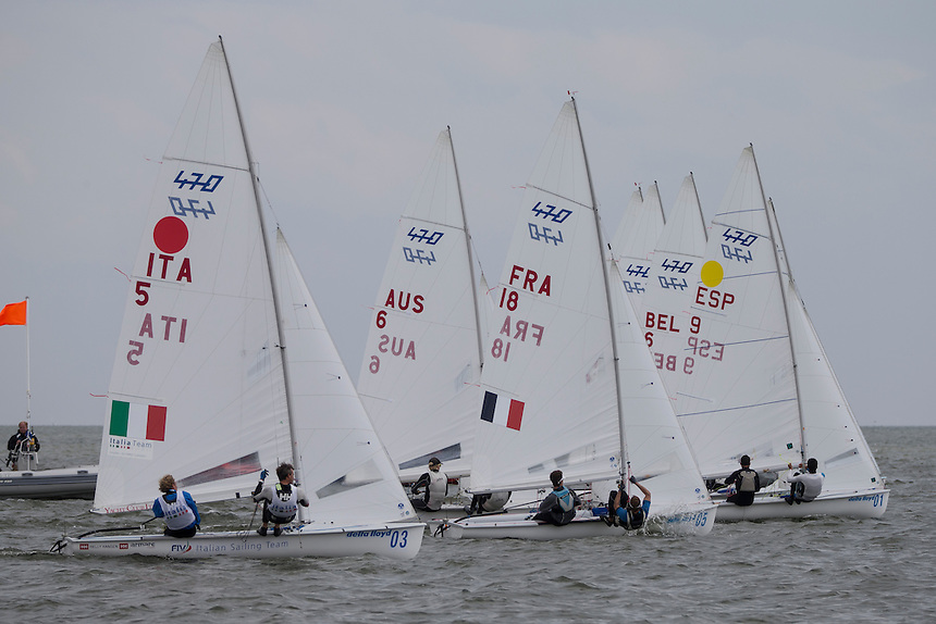 Delta Lloyd Regatta | Day 5 | Medal Races | Medemblik (NED) | Photo : Guilain GRENIER