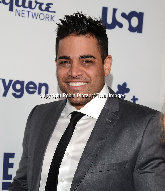 Mike Shouhed attends the NBCUniversal Cable Entertainment Upfront <br /> on May 15, 2014 at The Javits Center North Hall in New York City, New York, USA.