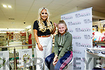 Emma O'Riordan with Jade Mullett  at the Makeup Masterclass with Jade Mullett in CH Chemists on Saturday