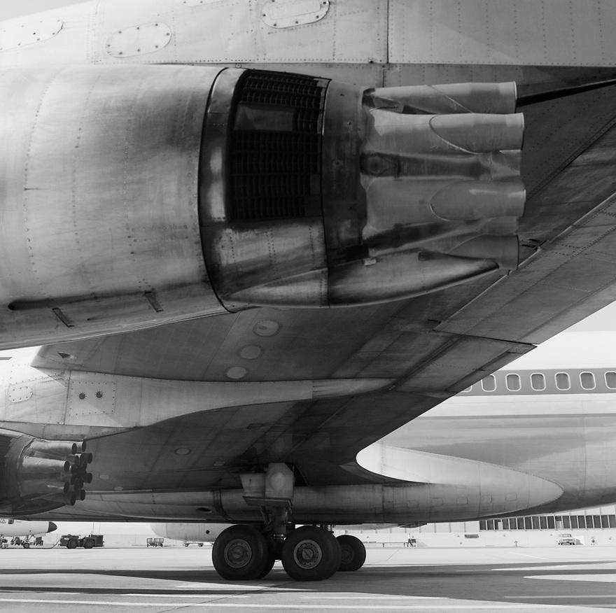 Vintage Airliner 1960's
