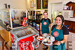Maeve Leane and Nicola Walsh who are ready to serve you in Dinis Cottage Muckross after reopening from the Covid 19 lockdown