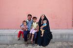 IDPs in Khanaqin, Iraqi Kurdistan, June 2014