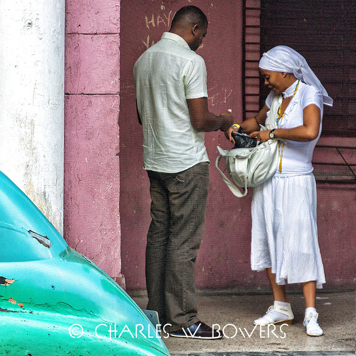 Faces Of Cuba - Chance encouther?<br />