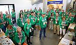 vrijwilligersmeeting