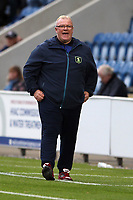 Mansfield Town manager Steve Evans during Colchester United vs Mansfield Town, Sky Bet EFL League 2 Football at the Weston Homes Community Stadium on 7th October 2017