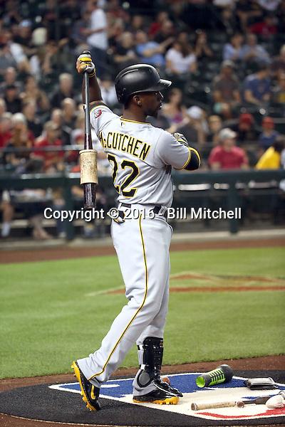 Andrew McCutchen - 2016 Pittsburgh Pirates (Bill Mitchell)