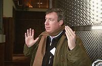 Alfredo Schiappacasse, General Manager, Millaman Hacienda el Condor SA, Olive Oil Terramater. Región del Maule, Chile