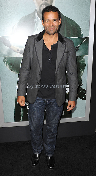 """Mario Van Peebles at the Los Angeles premiere of """"Alex Cross"""" held at the Arclight Theater on October 15, 2012."""
