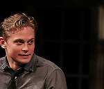 Billy Magnussen during the Broadway Opening Night Performance of 'Vanya and Sonia and Masha and Spike' at the Golden Theatre in New York City on 3/14/2013.