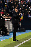 CD Leganes's coach Mauricio Pellegrino during La Liga match between CD Leganes and Getafe CF at Butarque Stadium in Leganes, Spain. December 07, 2018. (ALTERPHOTOS/A. Perez Meca)