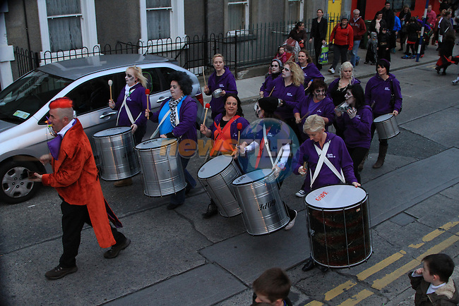 The Spooks Parade 2011..Picture: Shane Maguire / www.newsfile.ie.